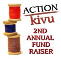 2nd annual fundraiser button